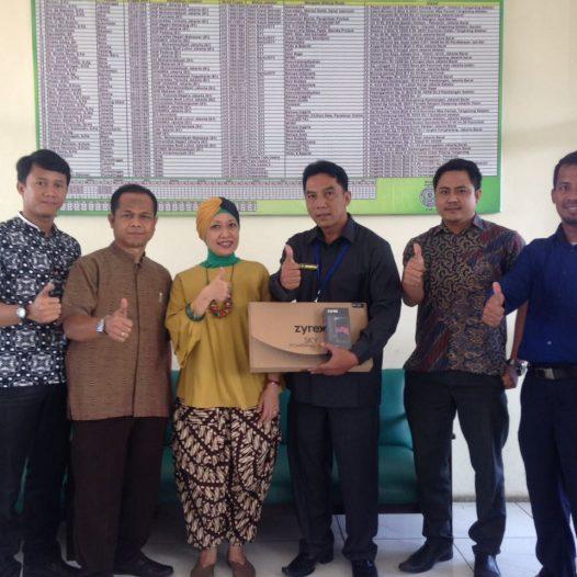 Program Vokasi Kemenperin dengan SMK Muhammadiyah 4 Jakarta