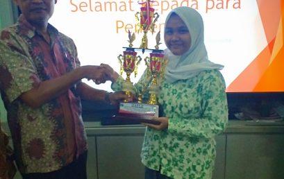 Juara II Lomba FIKSI Jakarta Barat 2